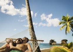 "Saint Lucia zum 11. Mal zur ""World""s Leading Honeymoon Destination"" gewählt"