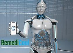 Kryotherapie: RemediCool App mit Künstlicher Intelligenz der Konkurrenz voraus