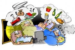 Mit sieben Tipps im Weihnachtsstress – besser schlafen –