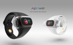 Aipower enthüllt offiziell die Wearbuds, die weltweit ersten Hi-Res True Wireless Ohrhörer in einem innovativen Armband