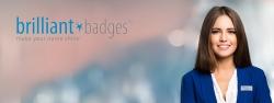 brilliant badges® geht mit neuem Webshop online