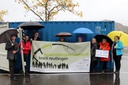 Spendenparlament Reutlingen: Für Mobilitaet und Sicherheit immer aktiv