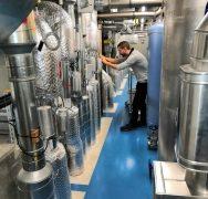 Raumdruckeinregulierung birgt hohes Einsparpotenzial