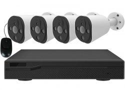 VisorTech Überwachungssystem DSC-2500.app