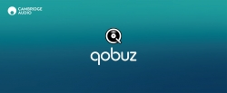 CAMBRIDGE AUDIO: HI-RES-STREAMING MIT QOBUZ PER KOSTENFREIEM UPDATE