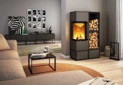 Jeder Wohnwelt ihr Feuer: Vier Ideen für die individuelle Kaminarchitektur
