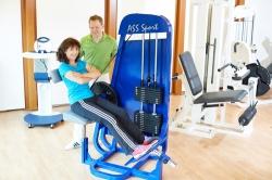 Gesundheitszentrum Daniel Wahl – Krankengymnastik