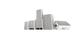 Yamaha stellt auf der NAMM 2020 weiße Versionen der Serien DZR, DXS XLF, CZR und CXS XLF vor