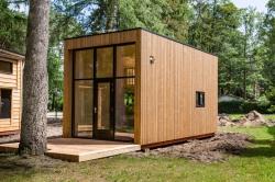 Wohlfühloase für kleines Budget: Mit einem Tiny House den Traum vom Eigenheim erfüllen
