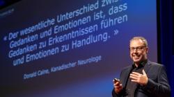 Thomas Gelmi im Leadership-Talk der Schweizer Armee
