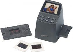 Somikon Stand-Alone-Dia- und Negativ-Scanner SD-950