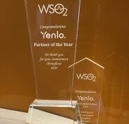 WSO2 zeichnet Integrationsspezialist Yenlo mit Partner of the Year Award 2019 aus