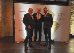 Quantron unter den Top 3 bei den Handelsblatt Energy Awards