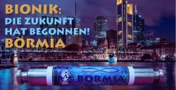 BORMIA: Neue BIO-Lebensmitteltechnologie!