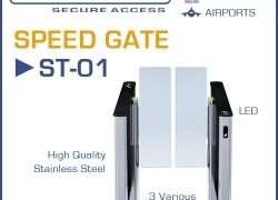 iDTRONIC Secure ACCESS: Drehsperre ST-01 Speed Gate