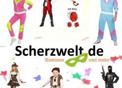 Faschingskostüm von Scherzwelt –  Kostümhit 2020