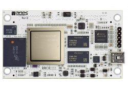 Neues System-on-Module M100PFS basiert auf Microchip's stromsparendem PolarFire SoC FPGA