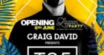 Craig David ist Headliner im Hard Rock Hotel Tenerife