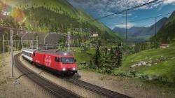 Train Simulator 2020: Swiss Edition ist jetzt erhältlich