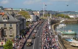 Heritage75, Liberation Route Europe und weitere Highlights auf den Inseln von Guernsey im Frühjahr 2020