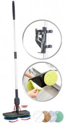 Sichler Haushaltsgeräte Akku-Wischmopp EW-50