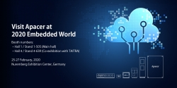 Apacer gibt neue Partnerschaften für Industrial Cloud Services auf der…