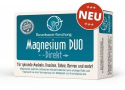 Magnesium DUO Direkt aus der Rosenbaum-Forschung