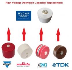 HVC Capacitor: 1:1 Hochvolt-Doorknob Kondensatoren alternativ zu Vishay, TDK, AVX,…