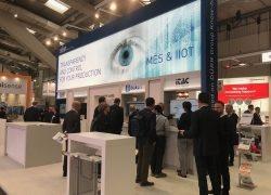 iTAC Software AG auf der HANNOVER MESSE: Industrial Transformation mit MES und IIoT