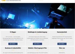 SIMON MEDIA Film und Medienproduktion präsentiert sein Angebot auf einer…