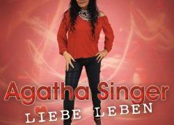 14.02.: das neue Schlageralbum von Agatha Singer ist da