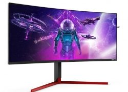 35″ Ultrawide-Gaming-Display AGON AG353UCG von AOC
