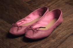 Modische Ballerina 43 bei schuhplus in Sedelsberg