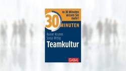"""Neue Veröffentlichung ,30 Minuten Teamkultur"""""""