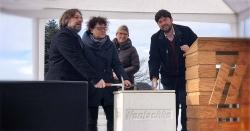 """""""Wohnen Am Hofwall"""": Der Grundstein ist gelegt"""