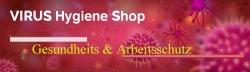 Hygiene-Shop für Desinfektionsmittel und Ozongeräte
