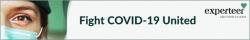 """""""Fight COVID-19 United""""- Experteer öffnet Plattform"""