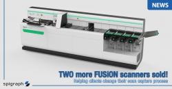 Zwei ibml FUSiON-Scanner verkauft