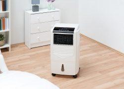 Sichler Haushaltsgeräte Verdunstungs-Luftkühler LW-370