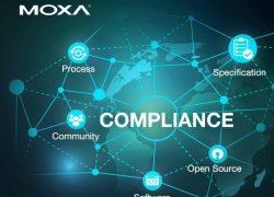 Moxa ist OpenChain Platin-Mitglied