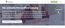 Hilfe in der Corona-Krise: Cortado bietet kostenlose virtuelle Arbeitsräume für´s  Homeoffice