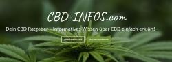 Das unabhängige CBD-Portal CBD-Infos.com  im Fokus