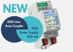 TAPKO Technologies: Neues KNX-Gerät MECps640