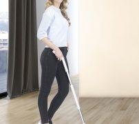 Sichler Haushaltsgeräte Akku-Fußboden-Poliermaschine