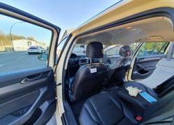 Mehr Schutzmaßnahmen für Taxifahrer