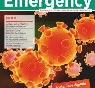 ELSEVIER Emergency Sonderausgabe zu COVID-19