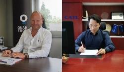Quantron AG wird Importeur von CATL Battery in Europa