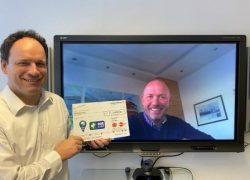UTA und DocStop unterstützen Lkw-Fahrer mit der Aktion SaniStop