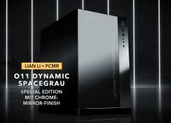 NEU bei Caseking Lian Li O11 Dynamic PCMR Special Edition