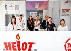 Ellen Kamrad gewinnt Helot zum 70-jährigen Firmenjubiläum